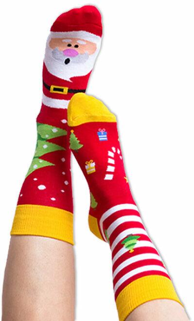 Skarpetki świąteczne
