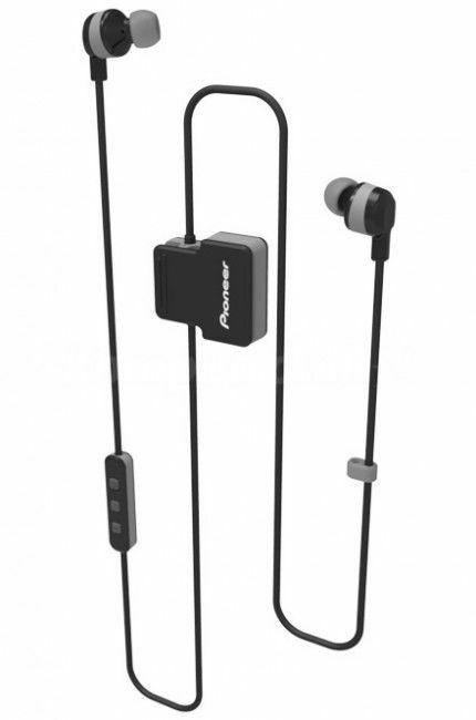 Słuchawki bezprzewodowe nauszne Pioneer