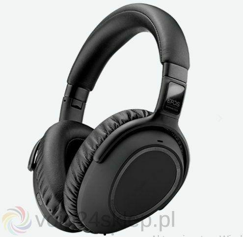 Słuchawki bezprzewodowe nauszne Sennheiser