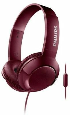 Słuchawki przewodowe nauszne Philips