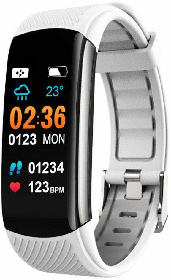 Smartwatch z pulsoksymetrem