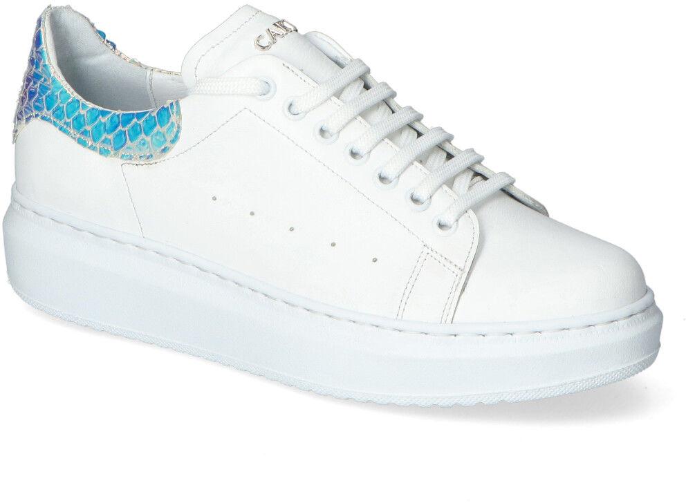 Sneakersy niebieskie