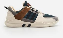 Sneakersy szare