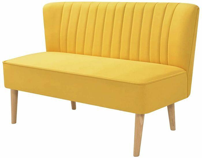 Sofa muszelka