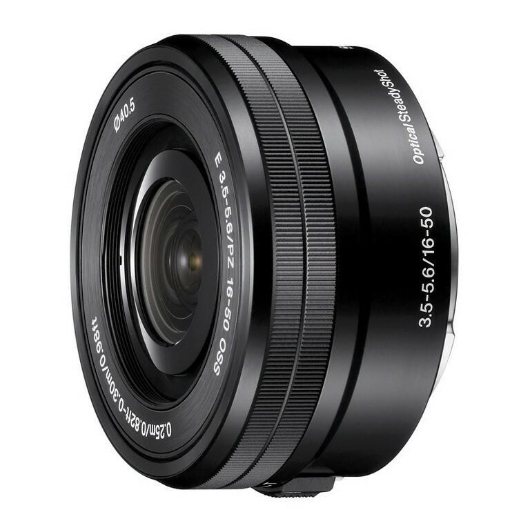 Sony 16-50mm