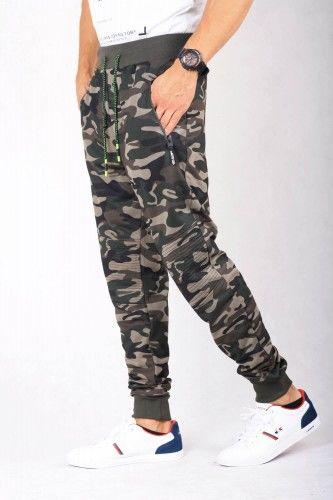 Spodnie dresowe z kieszeniami