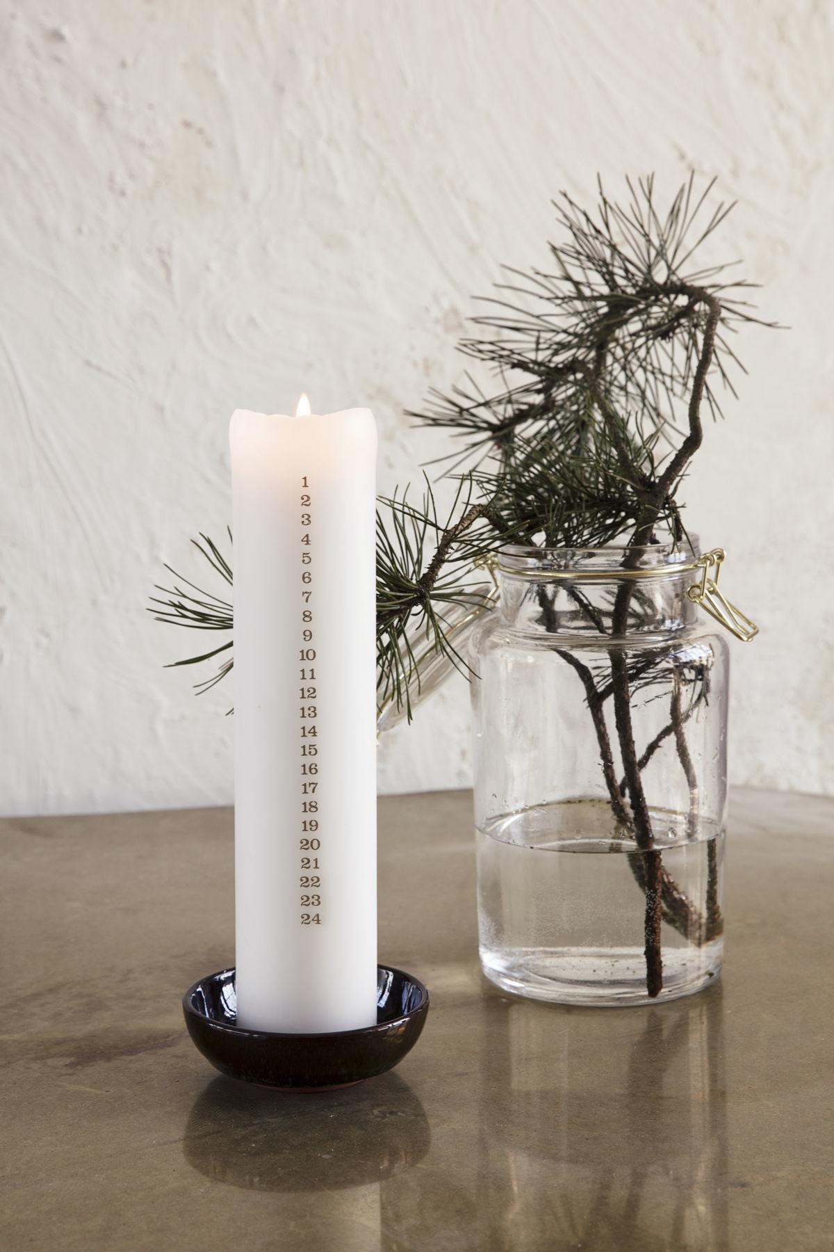 Srebrna świeca