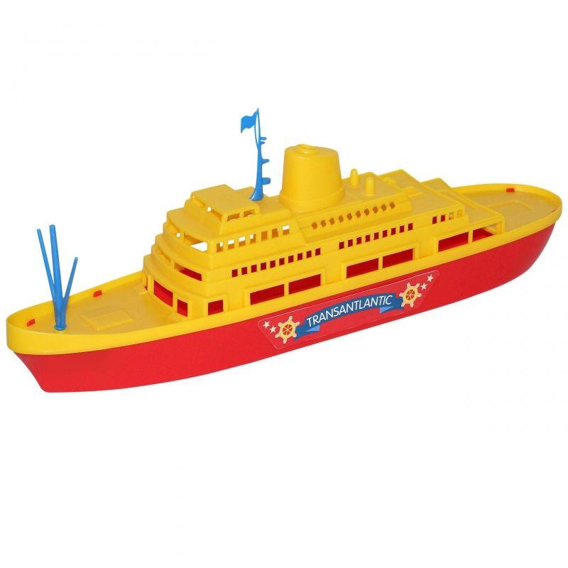 Statek dla dzieci