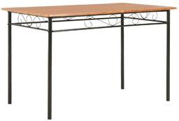 Stół brązowy