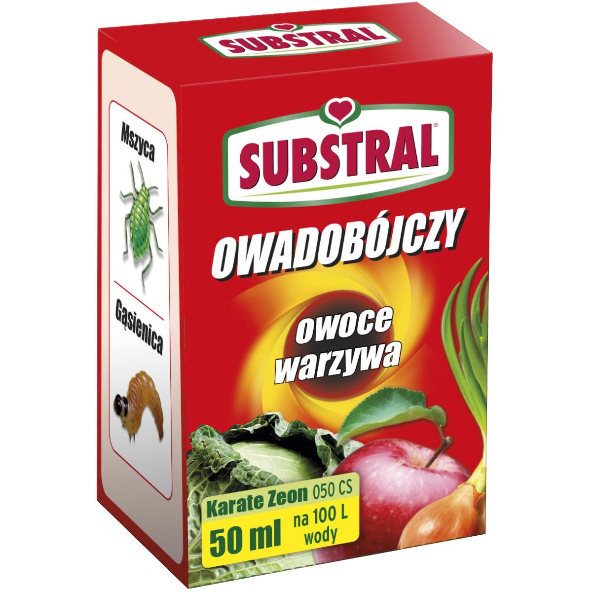 Substral środek owadobójczy