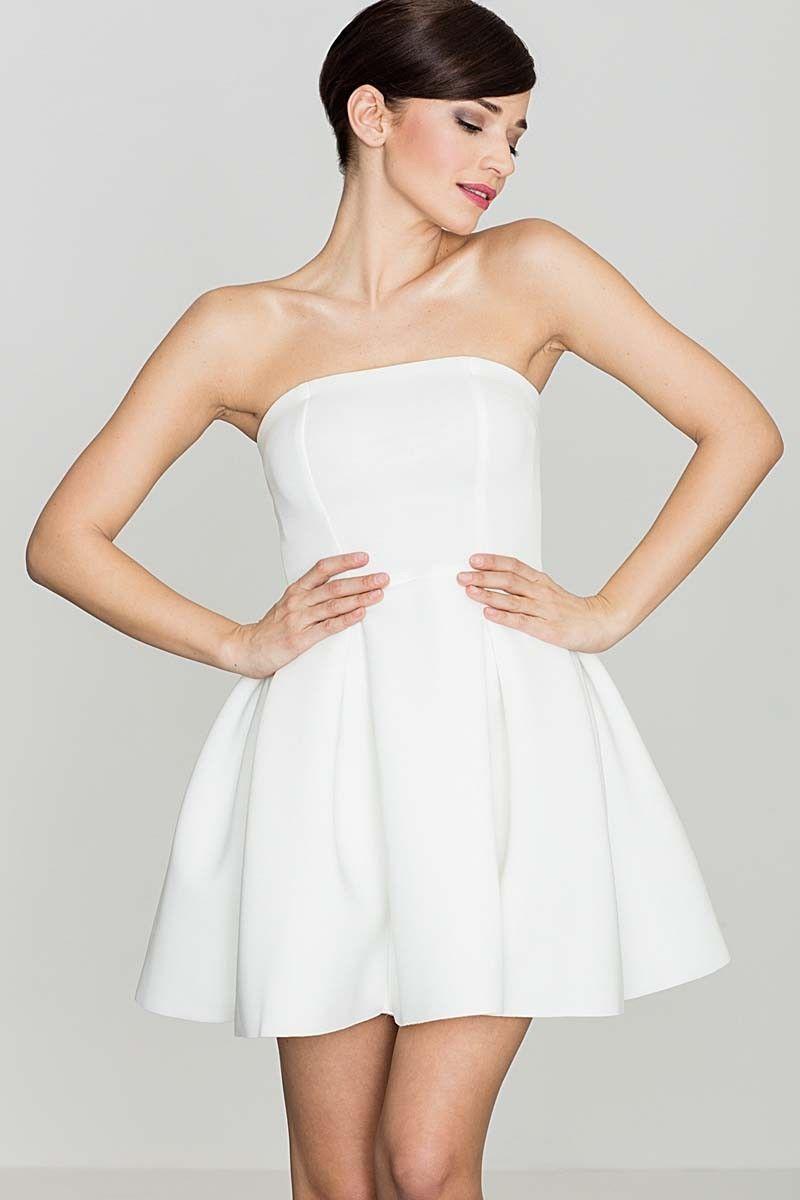 Sukienka z gorsetem