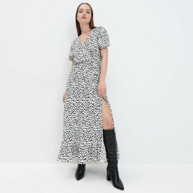 Sukienki w panterkę