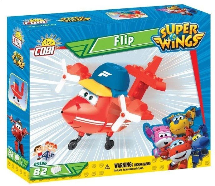 Super Wings zabawki