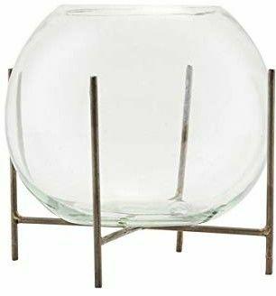 Szklane doniczki