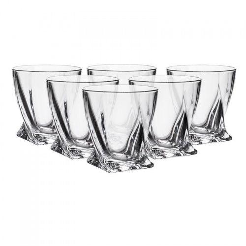 Szklanki do whisky kryształowe