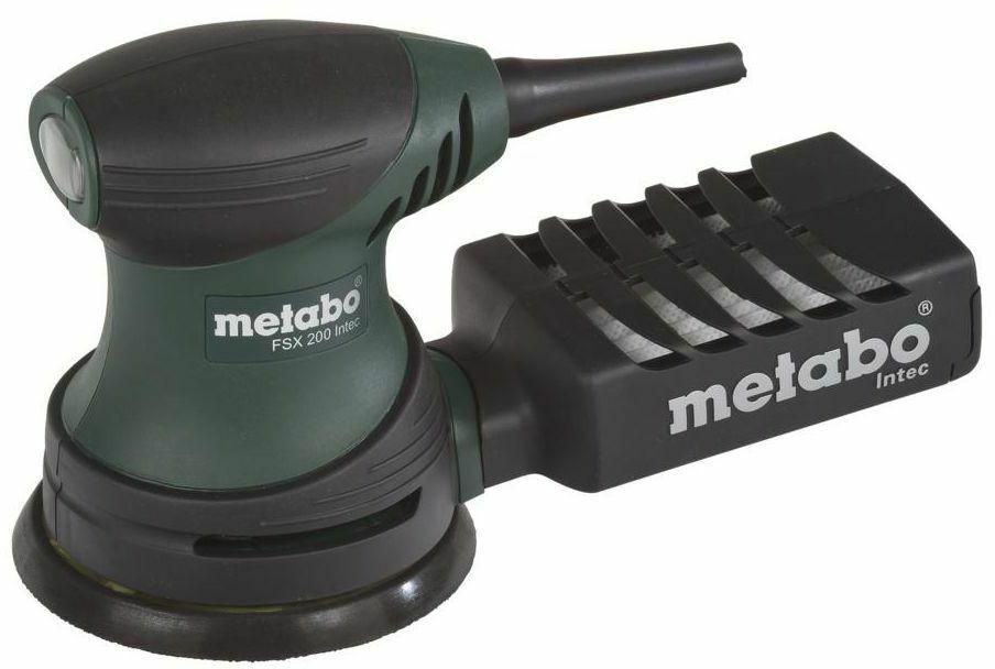 Szlifierka mimośrodowa Metabo