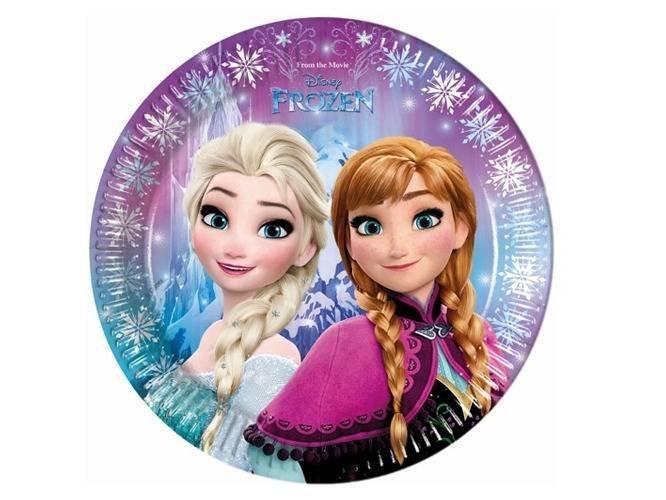 Talerzyki Frozen