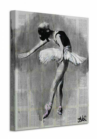 Tancerka obraz