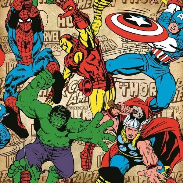 Tapety Marvel
