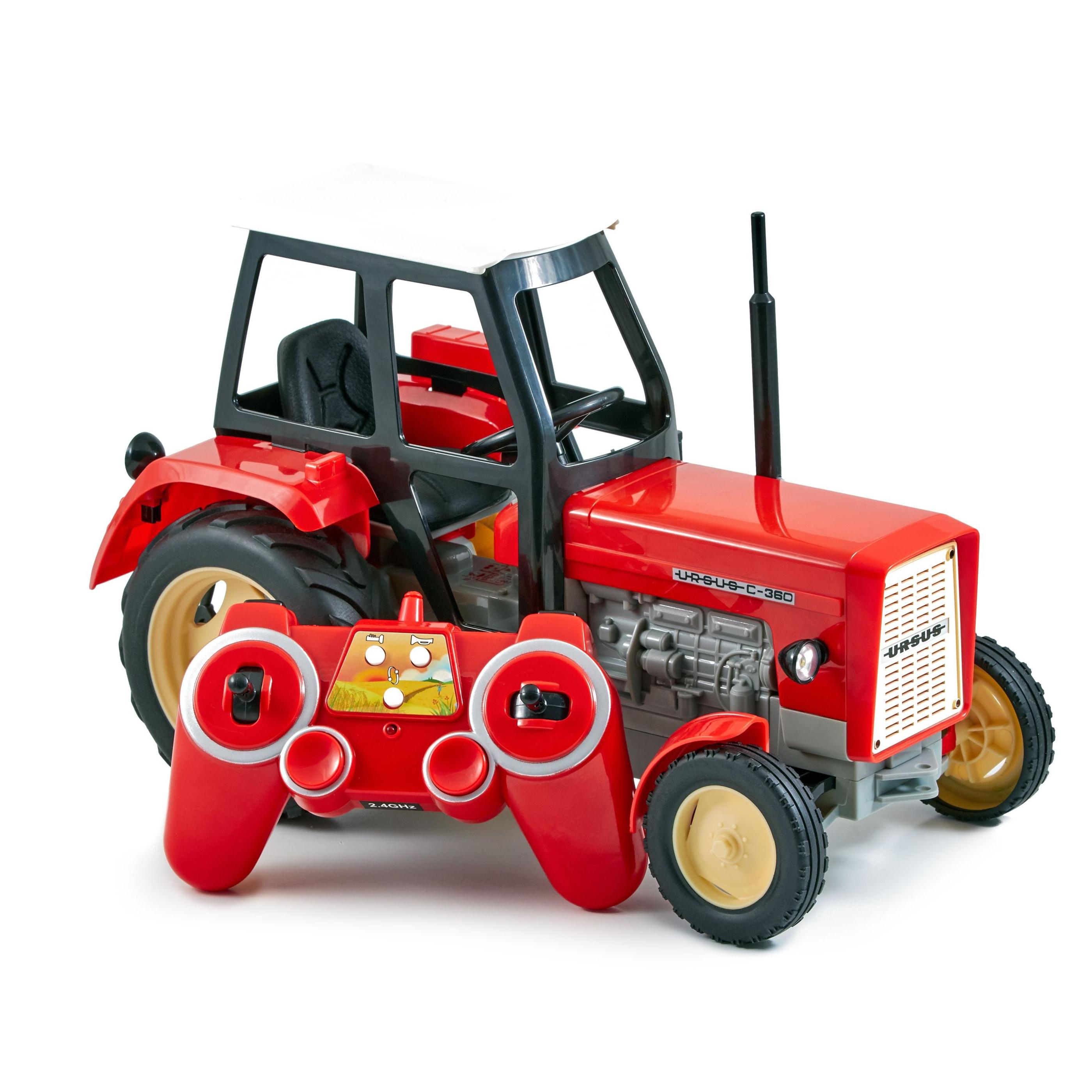 Traktor na pilota