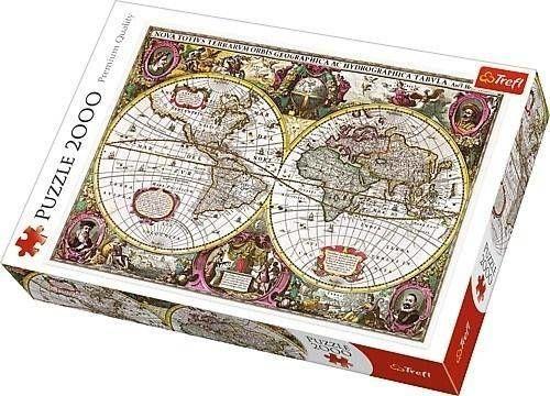 Trefl puzzle 2000