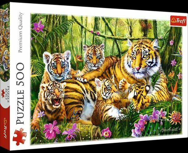 Trefl puzzle 500