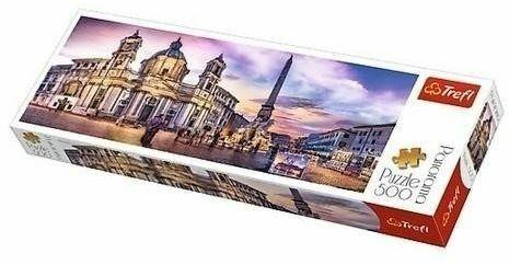 Trefl puzzle panorama