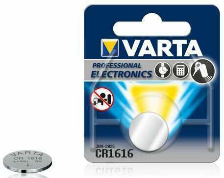 Varta baterie