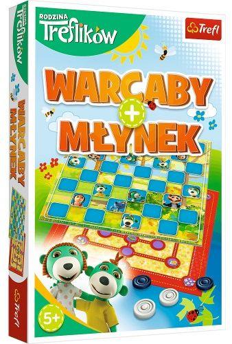 Warcaby Trefl