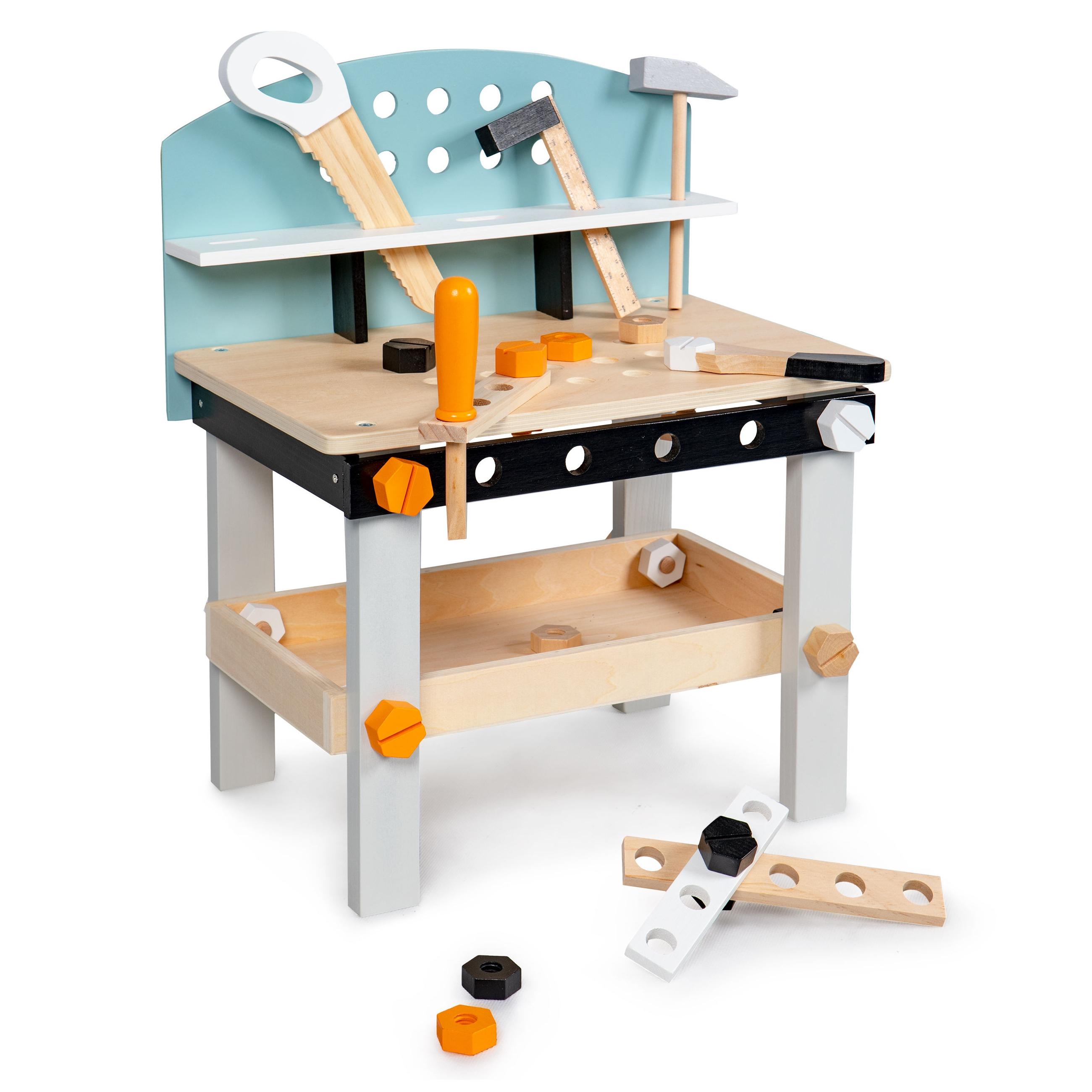 Warsztat dla dzieci drewniany