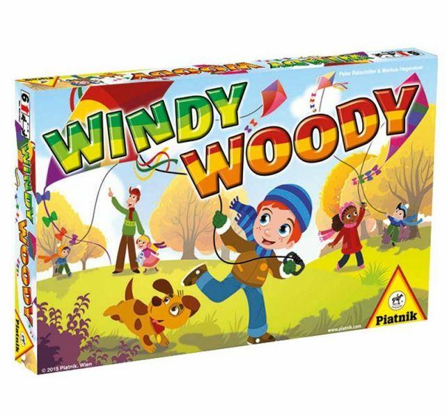 Woody zabawki