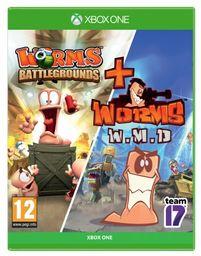 Worms Battlegrounds + Worms W.M.D.