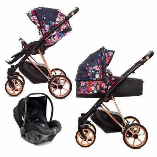 Wózek 3w1 BabyActive
