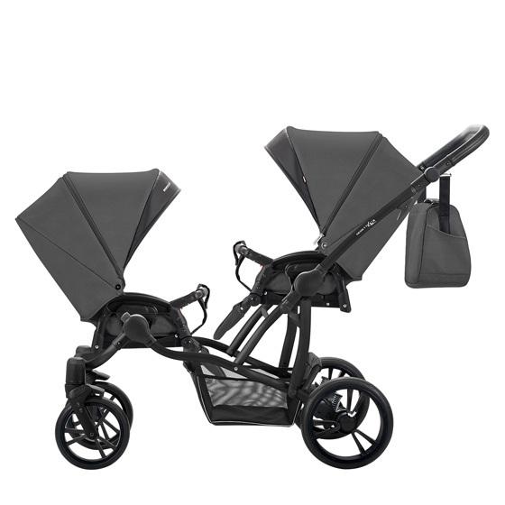 Wózek bliźniaczy Bebetto