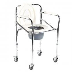 Wózek toaletowy