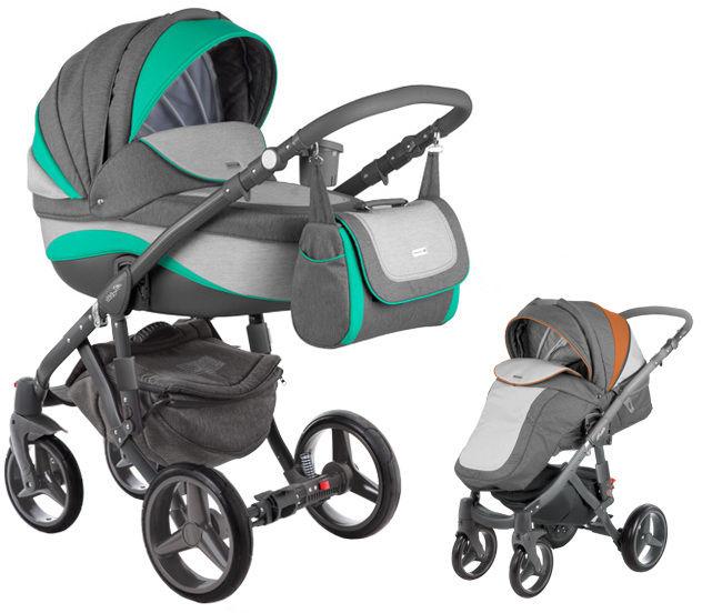 Wózki 3w1 Adamex