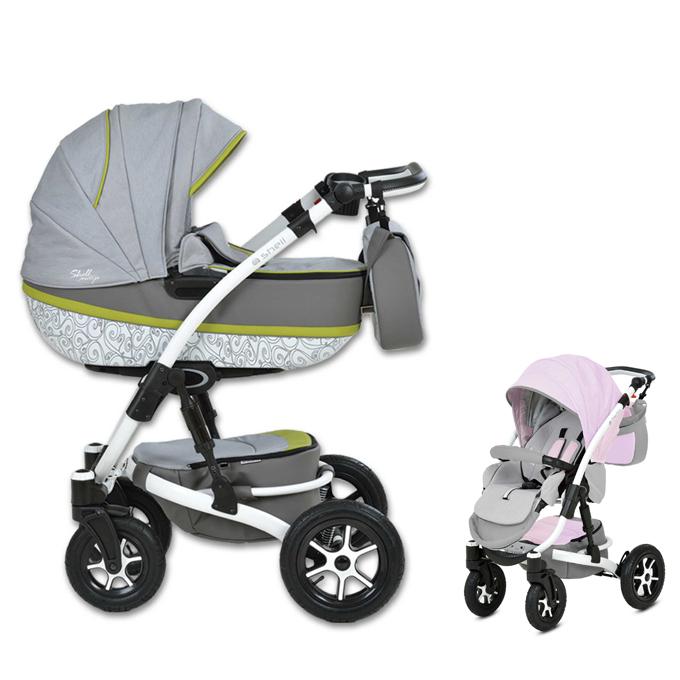 Wózki BabyActive