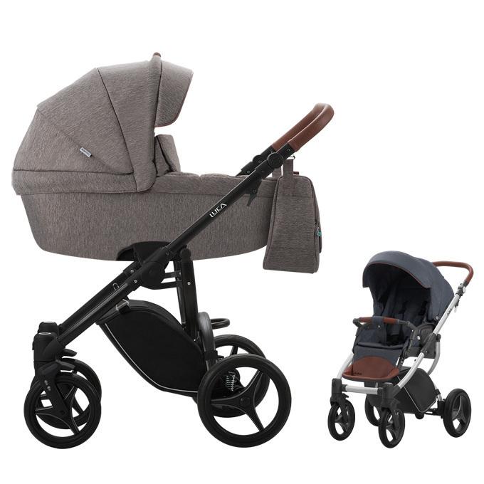Wózki dziecięce wielofunkcyjne Bebetto