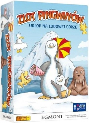 Zabawka pingwin