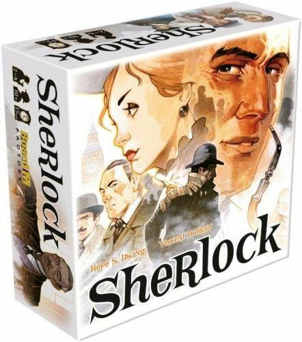 Zabawka Sherlock