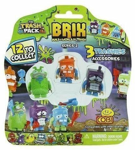 Zabawki dla dzieci Śmieciaki