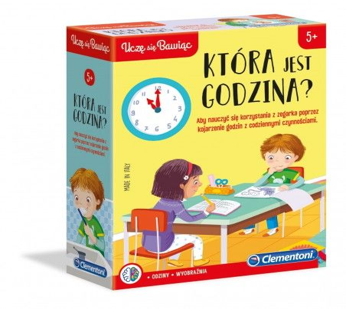 Zabawki edukacyjne Clementoni