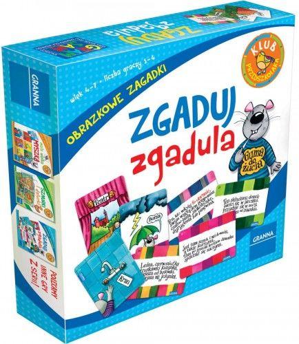 Zabawki edukacyjne Granna