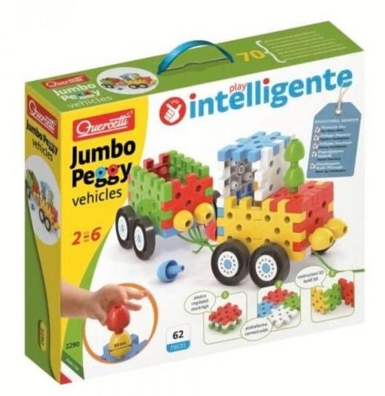 Zabawki edukacyjne Quercetti