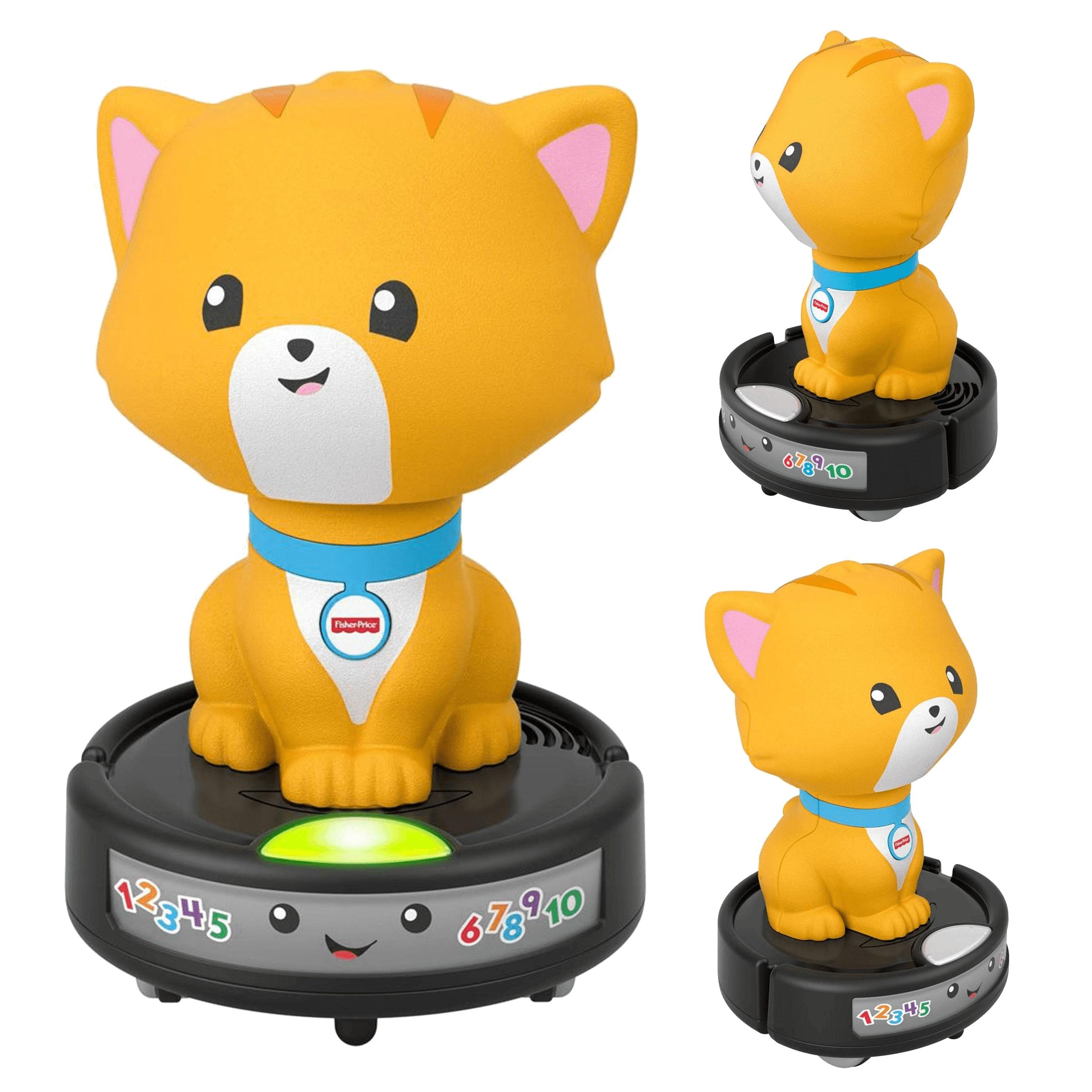 Zabawki interaktywne Fisher Price