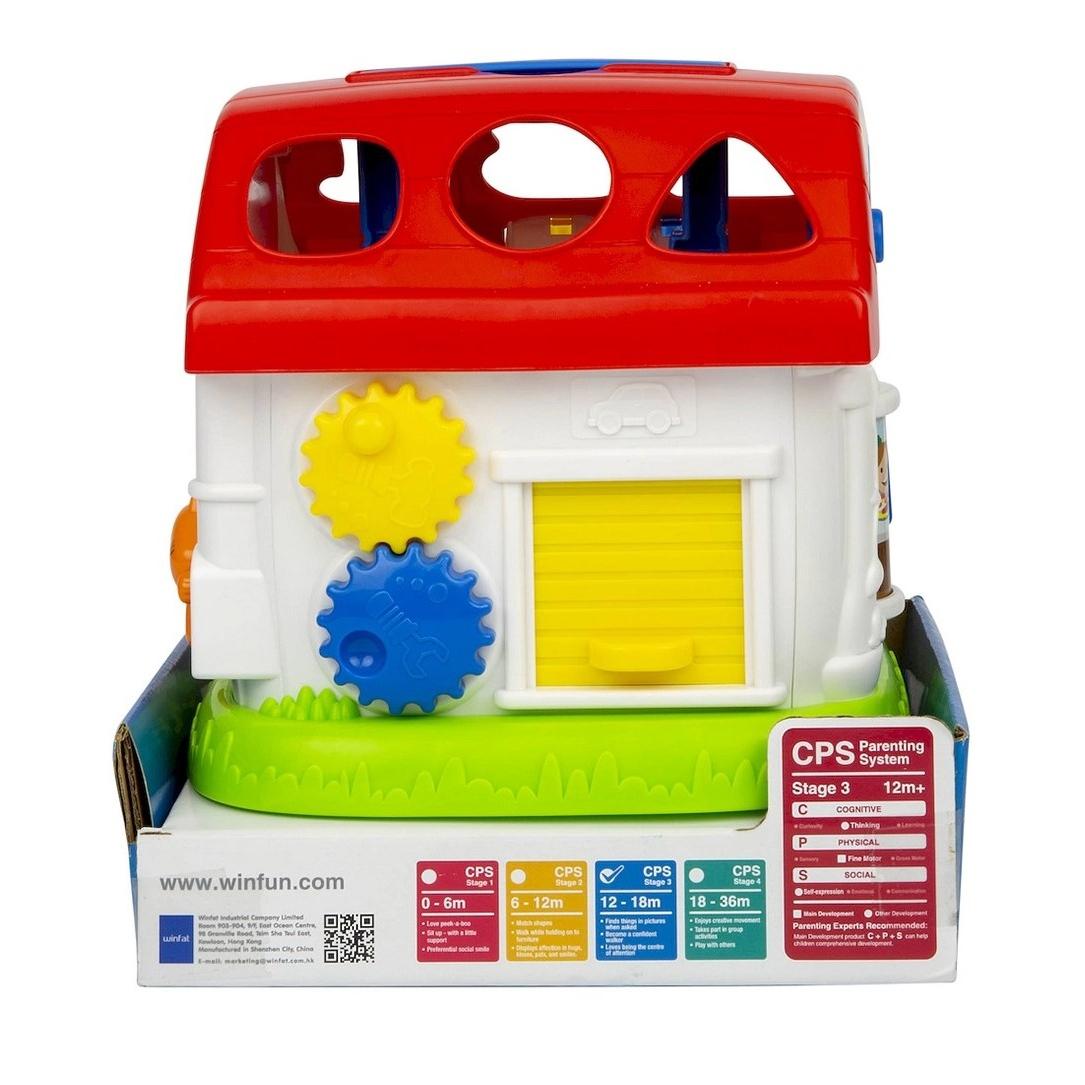 Zabawki interaktywne Smily Play
