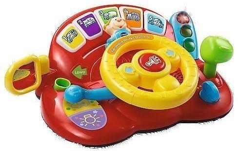 Zabawki interaktywne Trefl