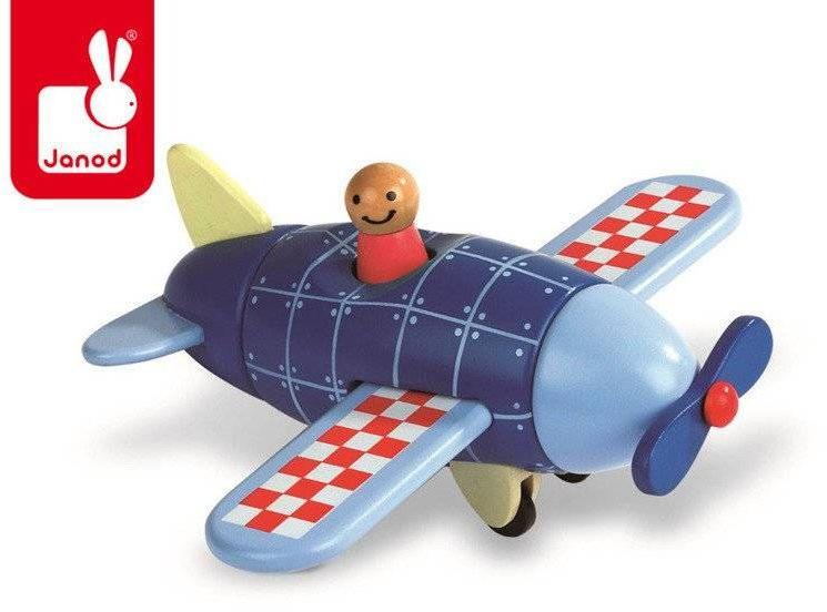 Zabawki magnetyczne Janod