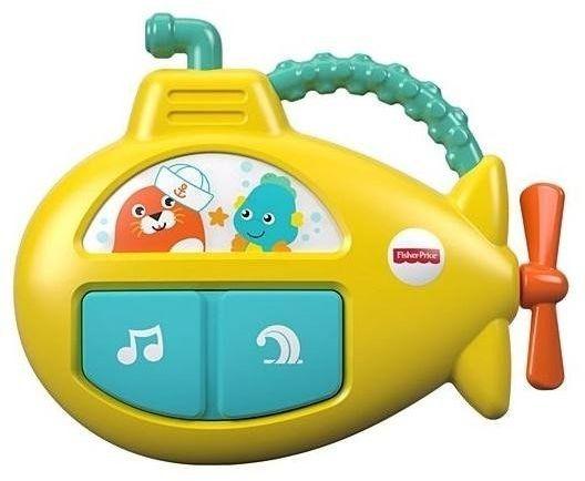 Zabawki muzyczne Fisher Price