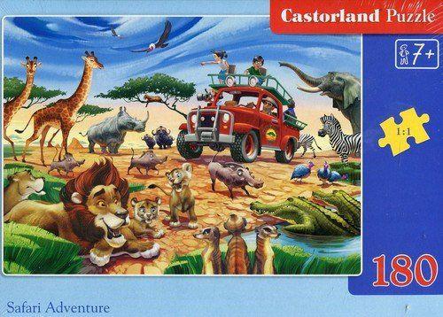 Zabawki Safari